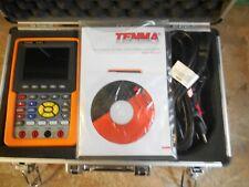 Tenma 72 8474 Portable Oscilloscope Multimeter Combo Withcase Accessories