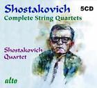 Shostakovich String Quartets Cpl. von Shostakovich String Quartet (2013)