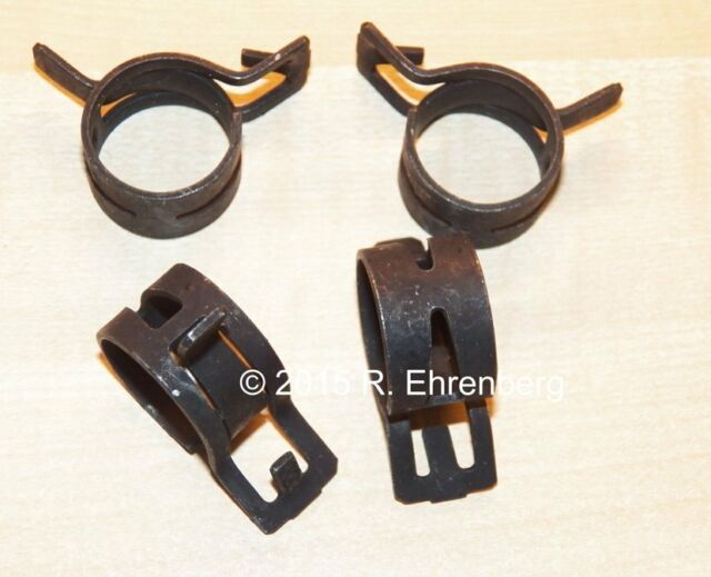 "Mopar: OEM 5/8"" Heater Hose Clamps Constant-tension Dodge Chrysler Plymouth 440"