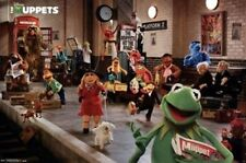 MUPPETS MOST WANTED PLATFORM POSTER 34X22 NEW FREE SHIPPING