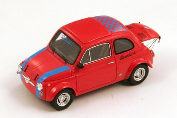 1992 Fiat 590 Giannini Model Car in 1 43 Scale by Spark