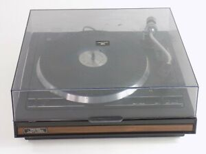 Realistic-BSR-LAB-120-Turntable-with-Dustcover-and-ADC-QLM30-MKIII-Cartridge