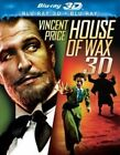 House of Wax 3d Region 1 Blu-ray