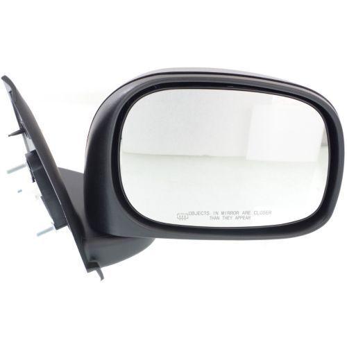 New Passenger Side Manual Folding Heated Mirror For Dodge Ram Trucks 2002-2008