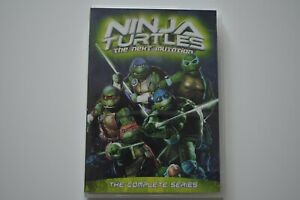 Ninja-Turtles-The-Next-Mutation-The-Complete-Series-4-Disc-Set-DVD