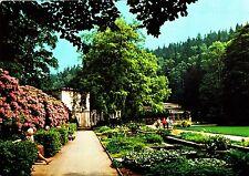 Staatsbad Bad Elster , Am HO Badecafe , DDR , Ansichtskarte ; ungelaufen