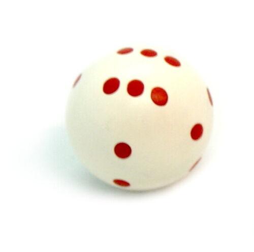 Rundwürfel Ball-Würfel Spezialwürfel in verschiedene Farben Würfel Kugel