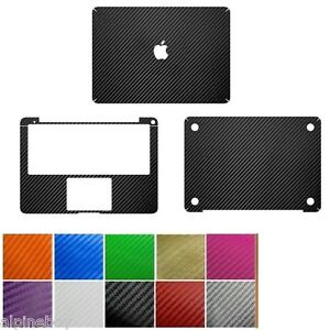 3D-Textured-Carbon-Skin-Cover-Sticker-Decal-Wrap-MacBook-Air-Pro-11-12-13-15