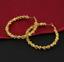 Femme Fashion Elegant Charm Grand Cercle Statement Crochet Argent Or boucles d/'oreilles cadeau