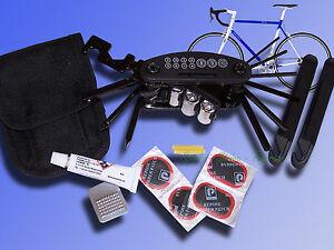 fahrrad reparatur set m g rtel tasche multitool. Black Bedroom Furniture Sets. Home Design Ideas