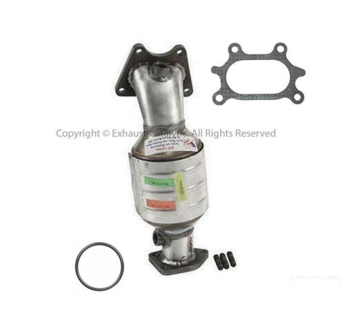 2003-2009 Acura MDX V6 Firewall Side Catalytic Converter with Gaskets