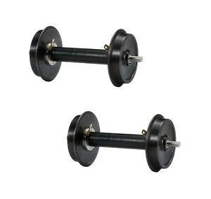 Accucraft-AM41-121-Kugellager-Radsatz-1-Paar-Wheels-Ball-Bearing-1-32