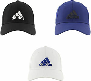 3f396f67ce2 Image is loading adidas-Men-039-s-Gameday-Stretch-Fit-Cap-