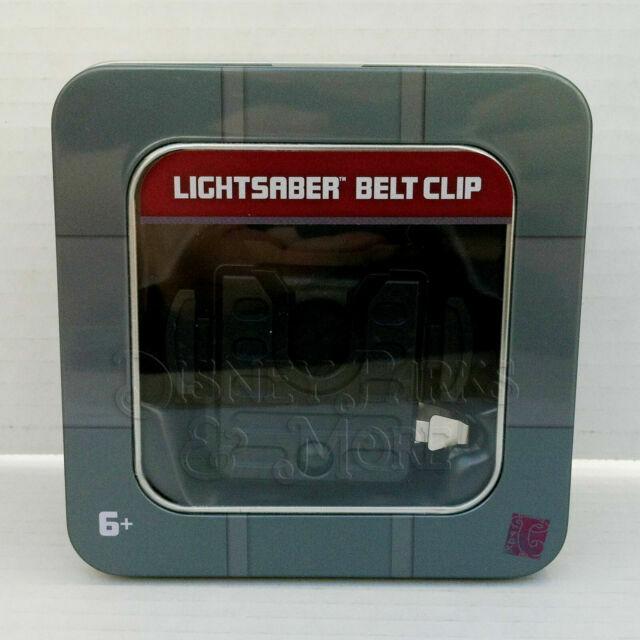 Original Disneyland Star Wars Galaxy/'s Edge Lightsaber Belt Clip Holster