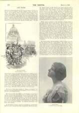 1896 Mme Le Comptesse Frederick Yates Misericordia