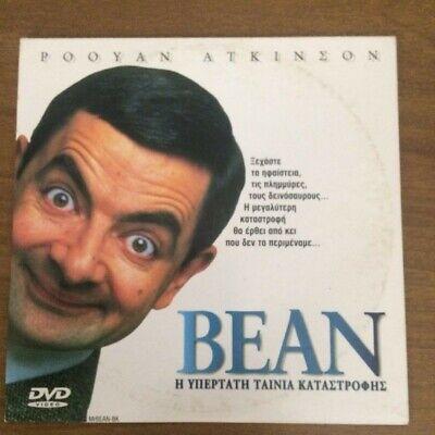 Bean Movie Dvd 1997 Rowan Atkinson Mr Bean Region 2 Ebay