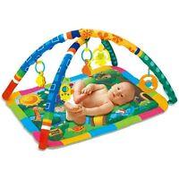 Krabbeldecke Spielbogen Erlebnisdecke Spielteppich Babydecke Baby Nestchen Matte