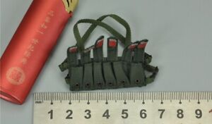 Chest Hanging for CrazyFigure LW006 US Delta Special Force M14 Sniper 1//12