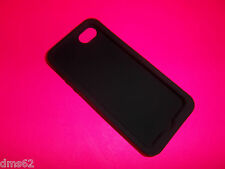 NEW SOFT BLACK CELL PHONE CASE FITS APPLE  I5 87503 FREE SHIPPING