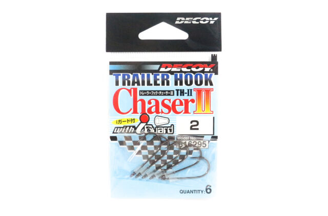 Decoy Th-ii Trailer Hook Chaser With I Guard Size 2-6295 for sale online