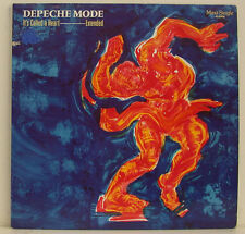 DEPECHE MODE IT´S CALLED A HEART FLY ON THE WINDSCREEN MAXI SINGLE (g803)