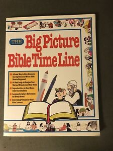Details about The Big Picture Bible Timeline [Big Books]