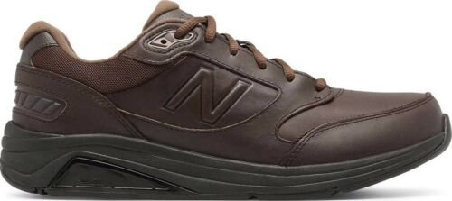 - NEW Men/'s New Balance 928v3 Walking Shoe in Brown Full Grain Leather