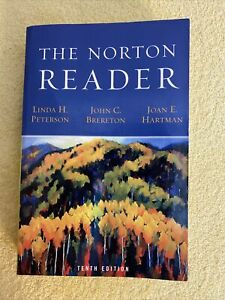 The Norton Reader : An Anthology of Expository Prose by John C. Brereton and...