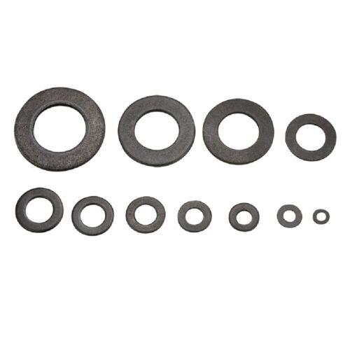 M2//2.5//3//4//5//6//8//10//12//14//16//18//20//24//27 Flat Washers Grade 8.8 High Tensile