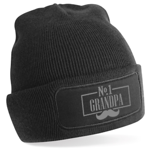 Papy anniversaire chapeau Souvenir Cadeau De Noël Idée Pour Hommes Beanie