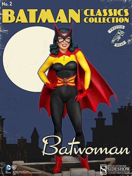 Batman - Batwoman Kathy Kane Maquette