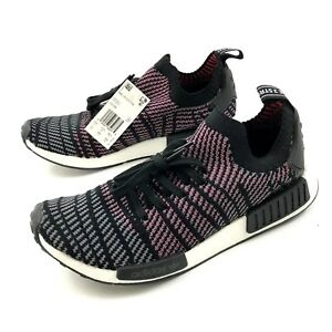 235014a6b Adidas BOOST NMD R1 Shoes Mens Size 12 Low Top Lace Up Primeknit ...
