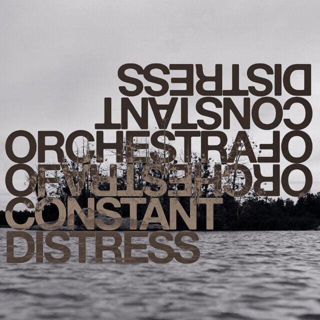 Orchester der ständigen Bedrängnis-Not Test Vinyl LP NEU +