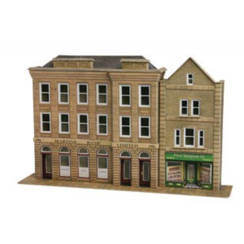 Metcalfe Niedrig Relief Bank /& Laden Oo-Messgerät Karte Set Po271
