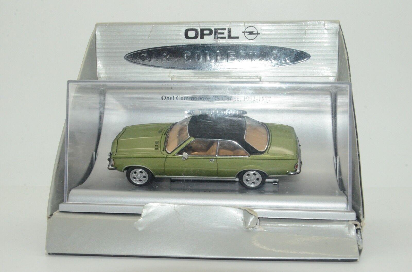 RARE    Opel Commodore GS Coupe Schuco 1 43