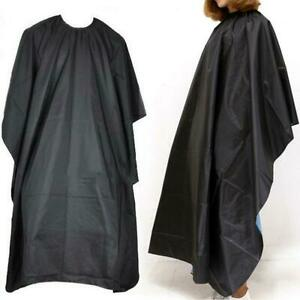 Adult-Waterproof-Salon-Hair-Cut-Hairdressing-Barber-Gown-Cloth-Cape-C8T9