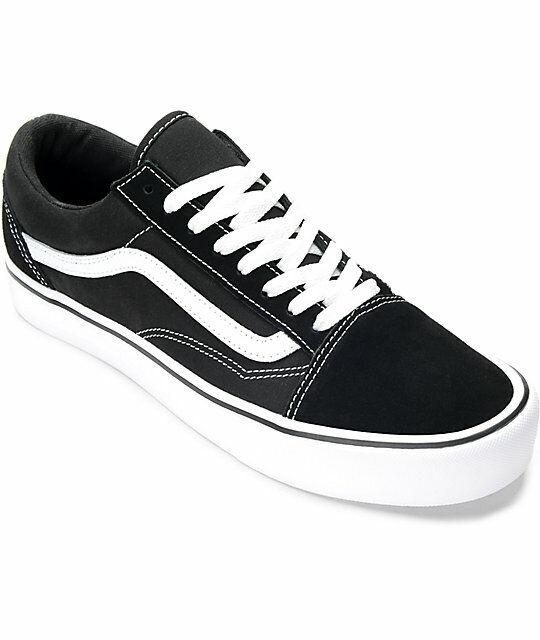 suche nach authentisch süß angemessener Preis Vans Old Skool Lite Black / White Shoe VN0A2Z5W1JU