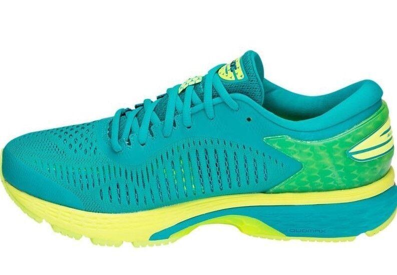 Asics Men Gel-Kayano 25 Running shoes - Lagoon Deep Aqua Medium (M, D)