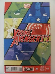 Young-Avengers-1-Marvel-Comics-2013-Series-9-4-Near-Mint