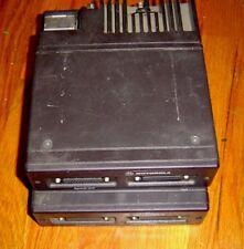 Lot Of 2 Motorola Spectra Mobile Radio 800mhz