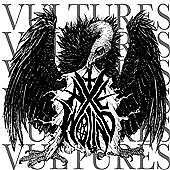 AxeWound Vultures CD Bullet For My Valentine Cancer Bats Glamour Of The Kill