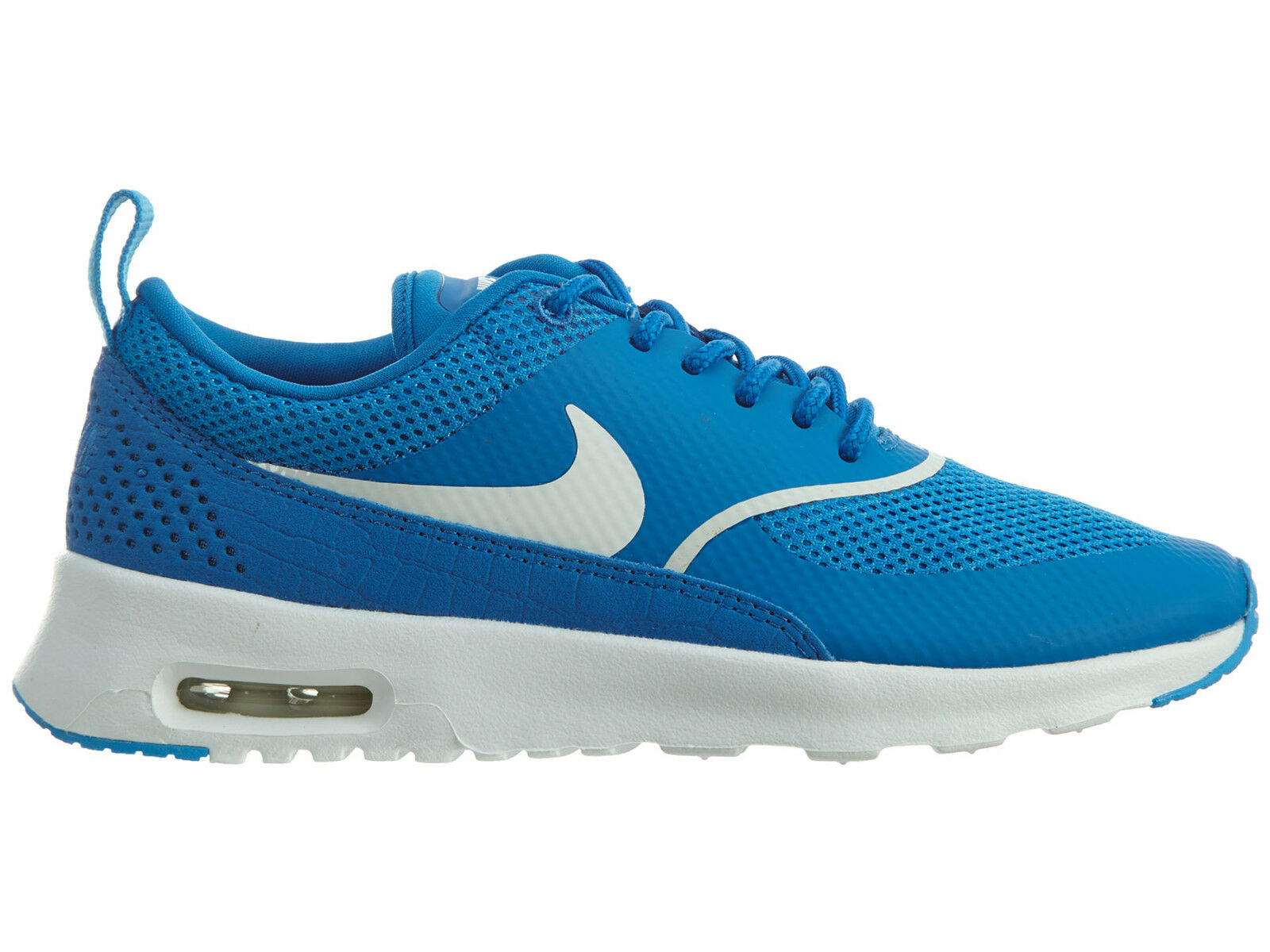 Nike Air Max Thea Womens 599409-413 Blue Spark Glow White Running Shoes Size 6.5