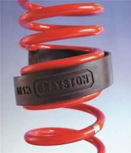 Grayston-Spule-Feder-Assisters-amp-Erhoehungen-39-51mm-Spalt-Paar-GE15-Abschlepp