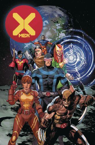 X-MEN BY JONATHAN HICKMAN TPB VOL 1 2019 NEW REPS 1-6