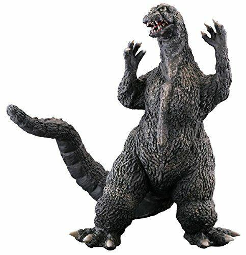Kaiyodo monstruo de ciencia ficción colección kit modelo de vinilo suave Godzilla 1964 sobre 20F S