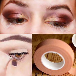 Details about Natural Invisible Double Eyelid Single-Side Adhesive Eyelift  Tape Sticker Nice