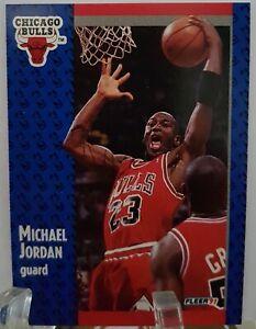 Michael Jordon #29 genuine Fleer 1990/1991