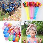 222pcs 6Set Magic Already Tied Water Balloons Bombs Kids Garden Party Summer Toy