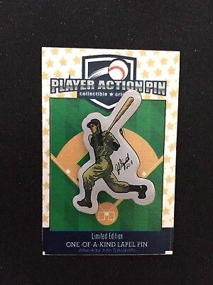 Weitere Ballsportarten Ordentlich New York Yankees Joe Dimaggio Trikot Revers Pin #1 Collectible-jolt'n Joe-class Baseball & Softball