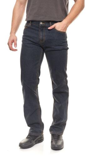 Fifty Five Hose klassische Herren Comfort Fit Jeans Blau